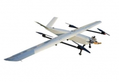 HW-V210A Hybrid Vertical Takeoff and Landing Fixed Wing UAV