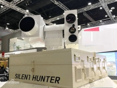 Silent Hunter Anti Drone Laser Weapon Developed